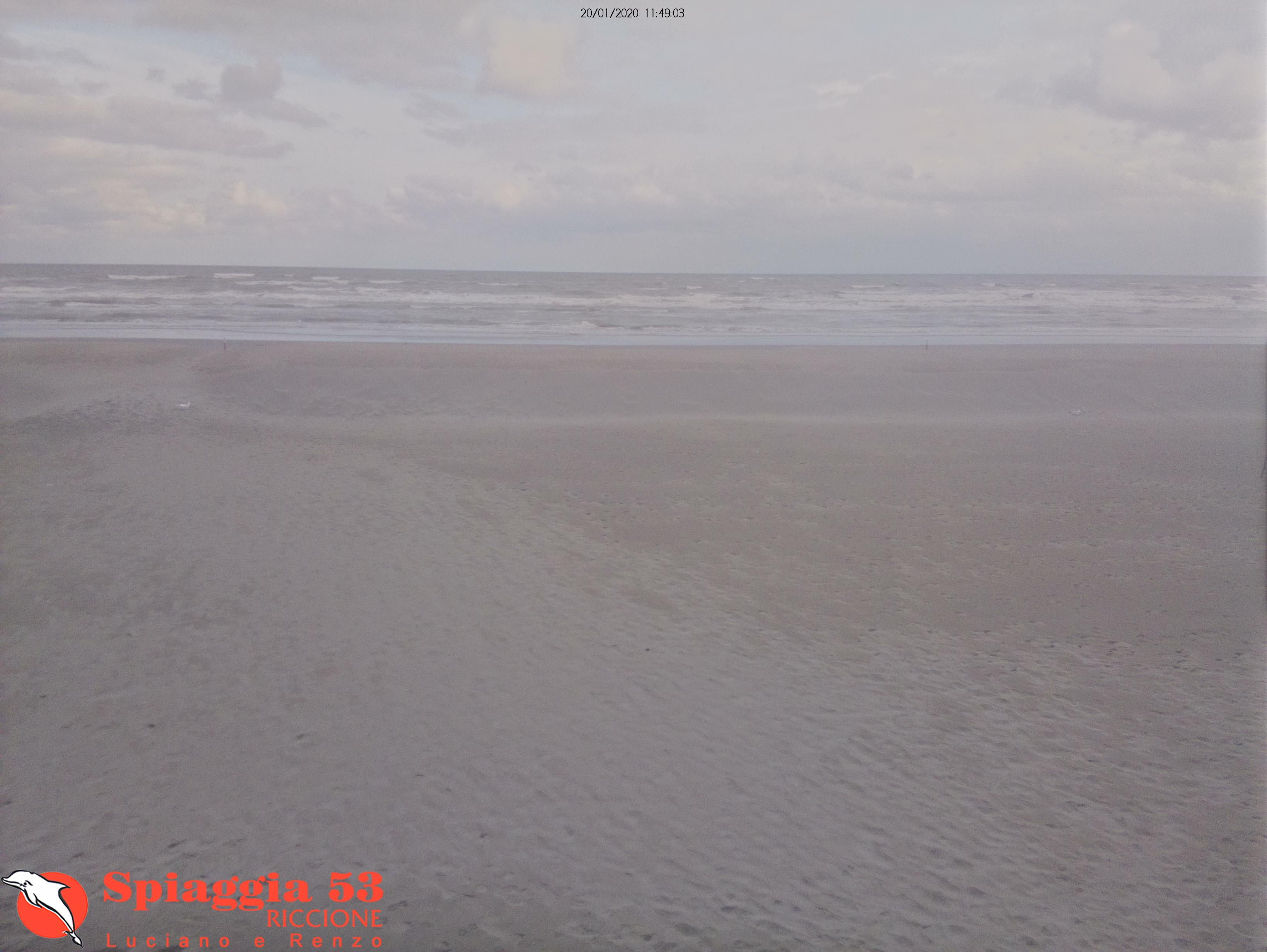 Webcam Mare Riviera Romagnola - Webcam Meteo » ILMETEO.it